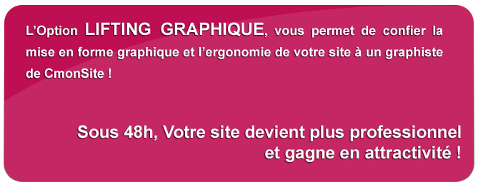 option lifting graphique