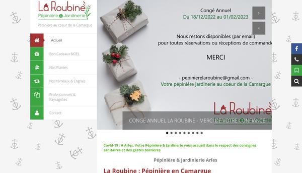 Pépinière Jardinerie d'exception sur Arles en Camargue