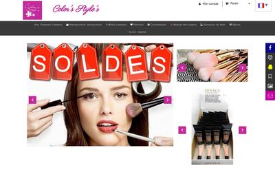 Color's Style's l accès beauté à tous budgets