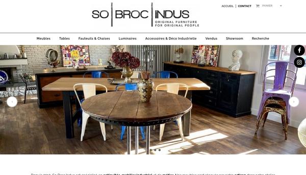Sobrocindus  Boutique en ligne