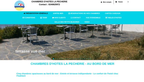 Site de lapecherie73 : CmonSite