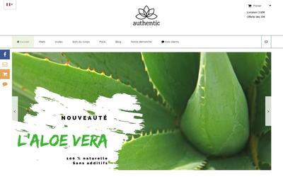 Les cosmétiques naturels d'huiles-authentic.fr