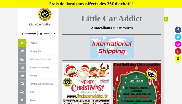 Www.littlecaraddict.fr