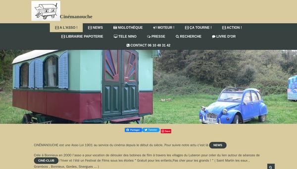 Cinemanouche.com