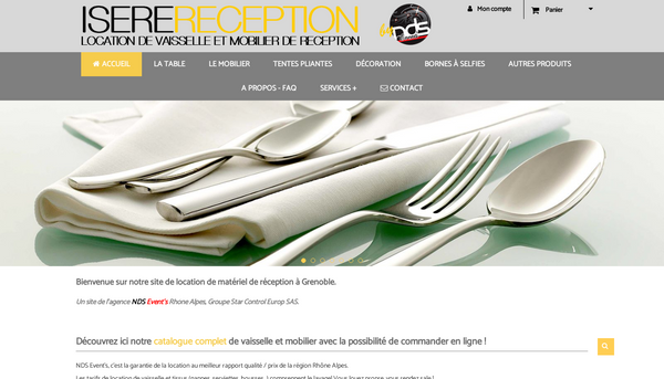 Location Vaisselle Grenoble