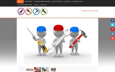 Site de mediaconceptservice : CmonSite