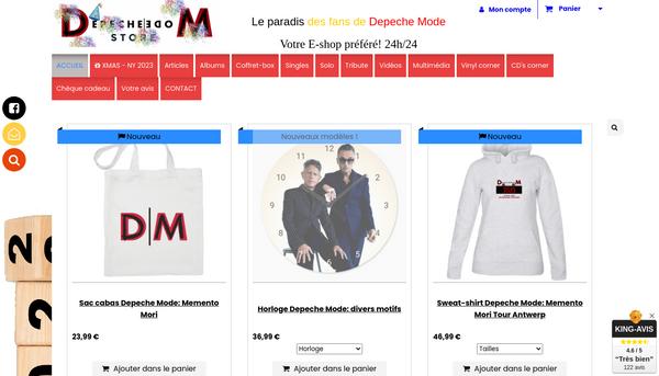 www.depechemodestore.be