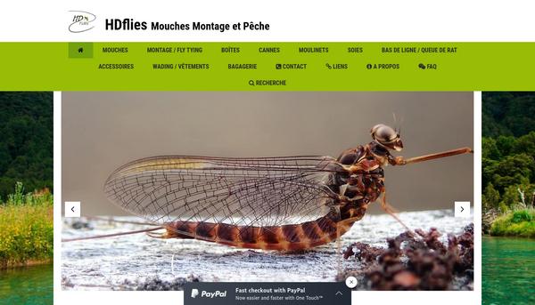 HDflies : Cmonsite