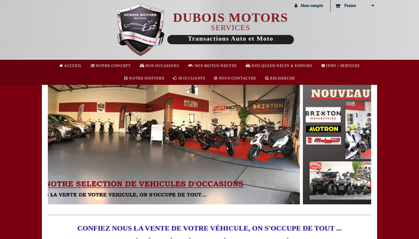 DUBOIS MOTORS SERVICES