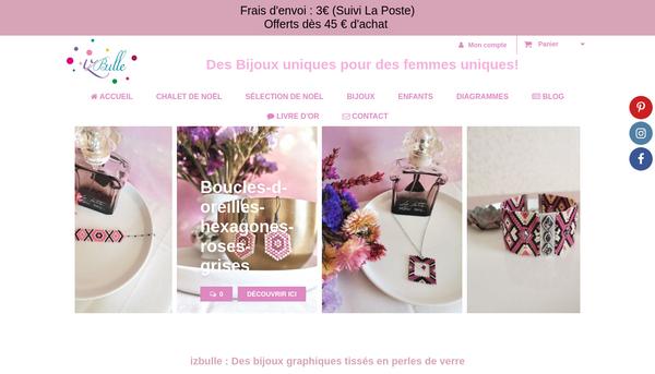 Izbulle - bijoux artisanaux