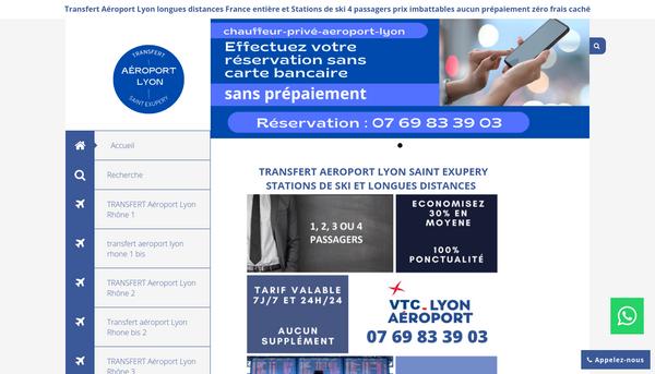 Chauffeur-prive-VTC-Aeroport-Lyon