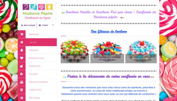 Madamepepite.com