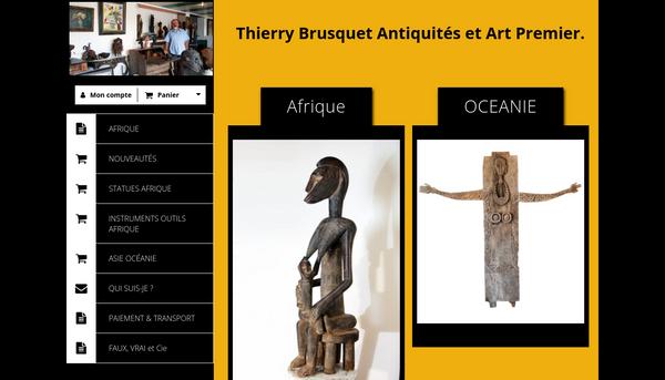 Site de thierry-brusquet : CmonSite