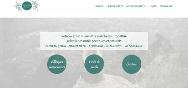 Audrey Socquet, naturopathe à Lyon et Ecully