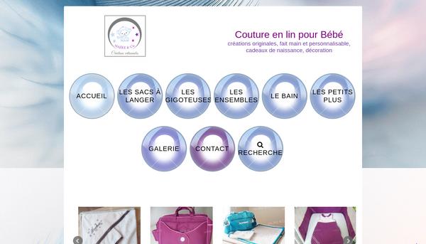 Site de majike : majike-cie.fr