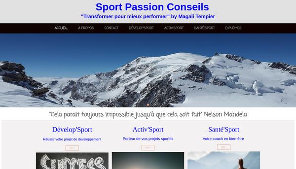Sport Passion Conseils