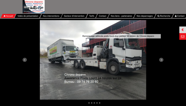 depannage-auto : CMonSite