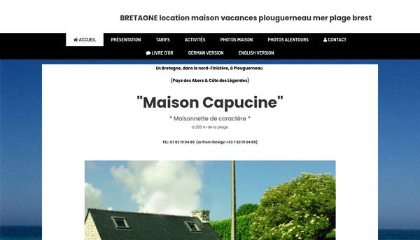 Site de bretagne : CmonSite