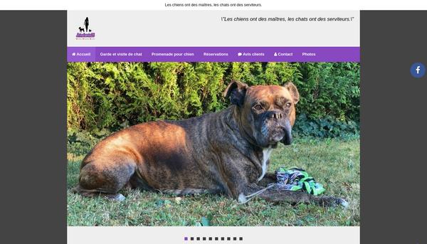 Site de animalservice25 : Services aux animaux domestique à Besançon