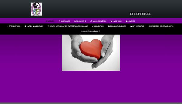 Site de eftspirituel.com