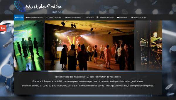 Nuit de Folie Animation - Orchestre ou DJ