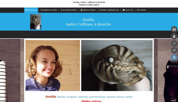 Aurelia maître artisan coiffeuse à domicile (49)