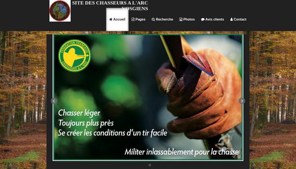 Site de acav88 : CmonSite