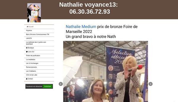 Site de voyance13-nathalie : CmonSite
