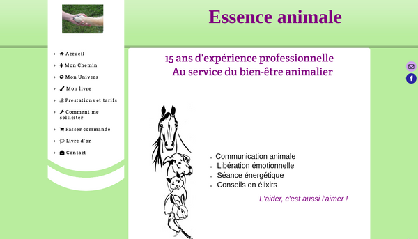 Essence Animale