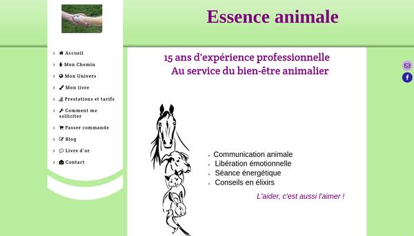 Essence Animale