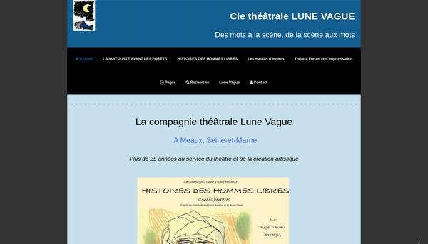 Site de lunevague : CmonSite