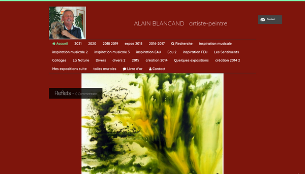 Alain   BLANCAND : CmonSite