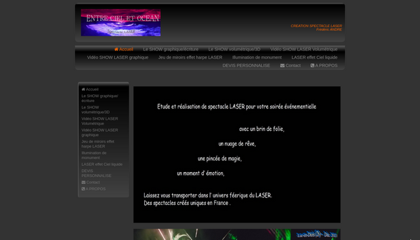 SPECTACLE LASER