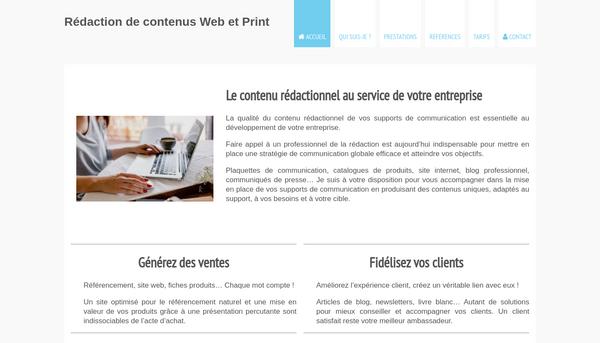 Rédactrice Web et Print : julie-guilon.fr