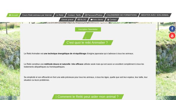 Reiki Animalier