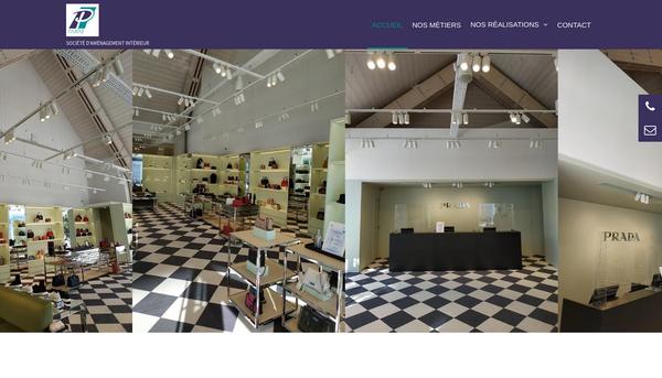 PARAF - Société d'Aménagement Intérieur