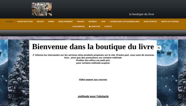 Site de jegagneaujeux : CmonSite