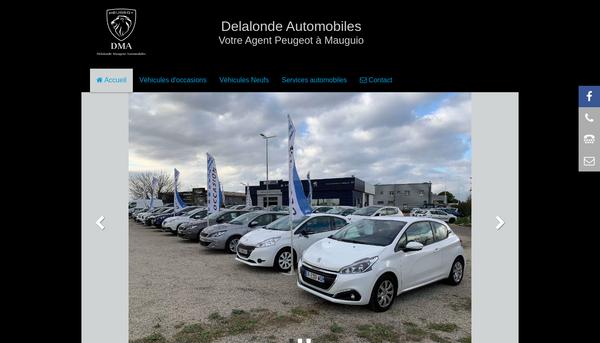 Delalonde Mauguio Automobiles
