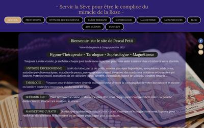 Pascal Petit : Tarologue - Sophrologue - Hypnologue