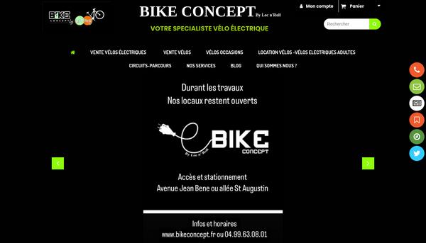 Loc n'Roll : Boutique de Location, Vente & entretien de Vélo
