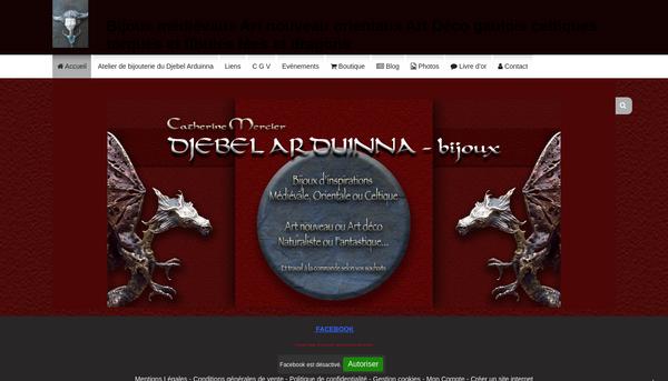 Site de djebelarduinna29 : CmonSite