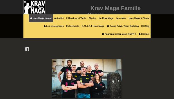 Krav Maga Famille Namur