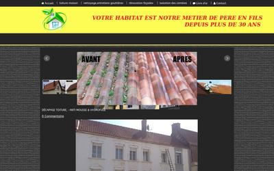 Site de allemand-silas : CmonSite