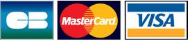 CB - VISA - MASTER CARD