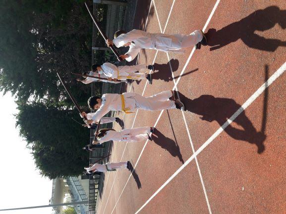 initiation aikido enfants manteslajolie