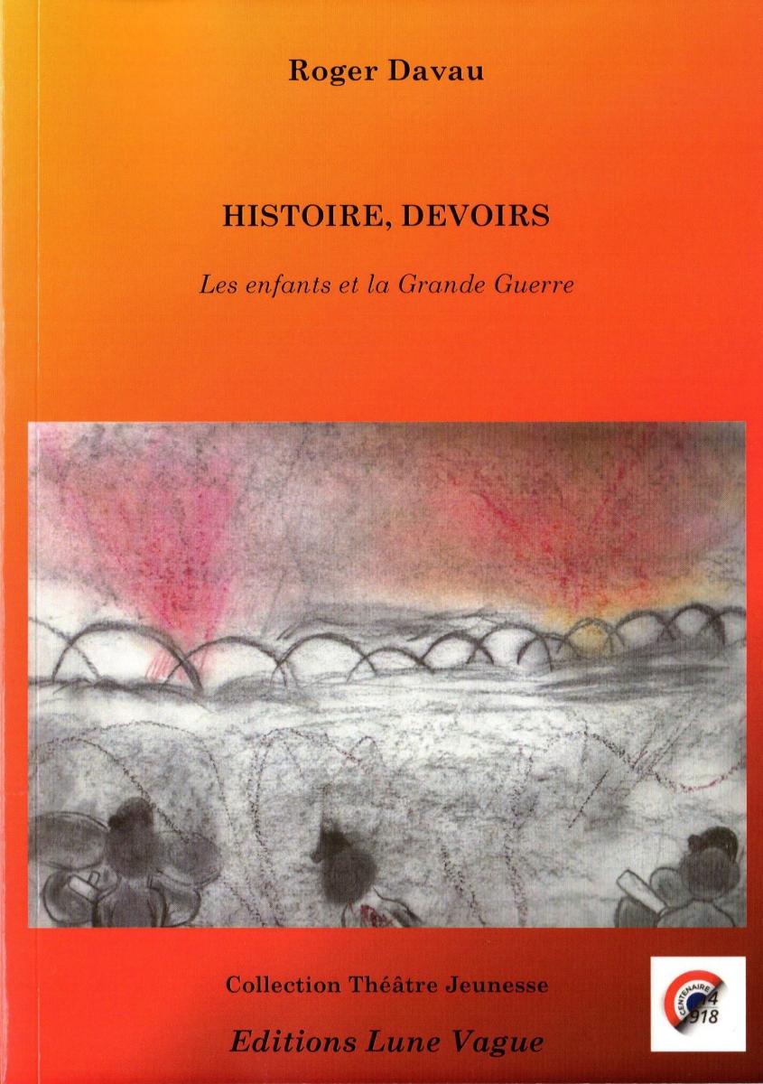 couverture Histoire, devoirs