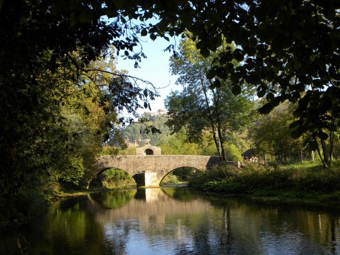 Le pont de Bilin
