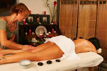 vidéo de massage naturiste Anglet