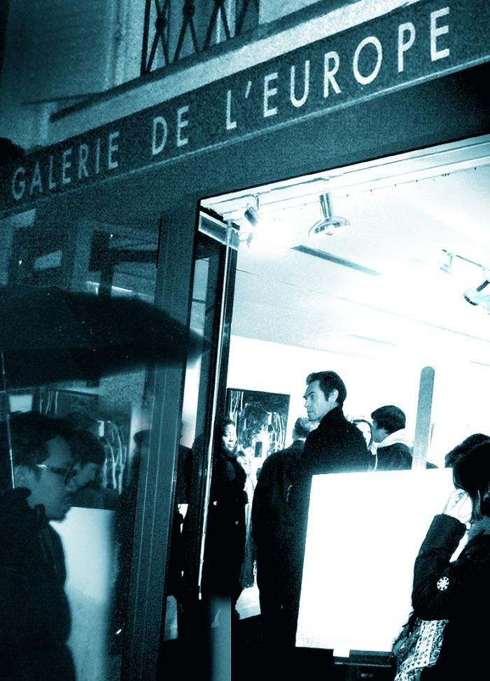 Galerie Rue de Seine Paris
