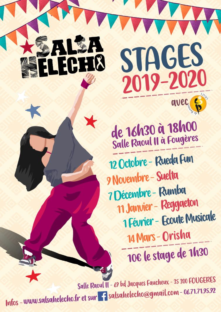 SALSA HELECHO stages 2019-2020